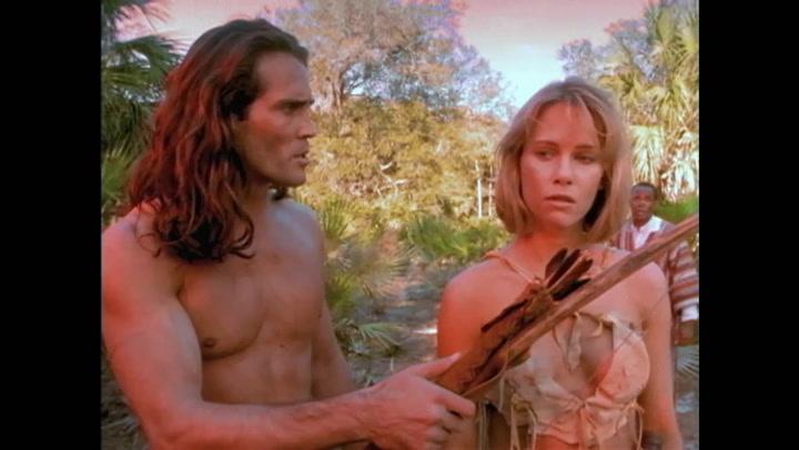 Tarzan's Return: Part 2