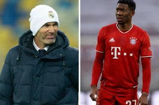 Confirman que David Alaba tiene un acuerdo con el Real Madrid y Zidane se pronuncia