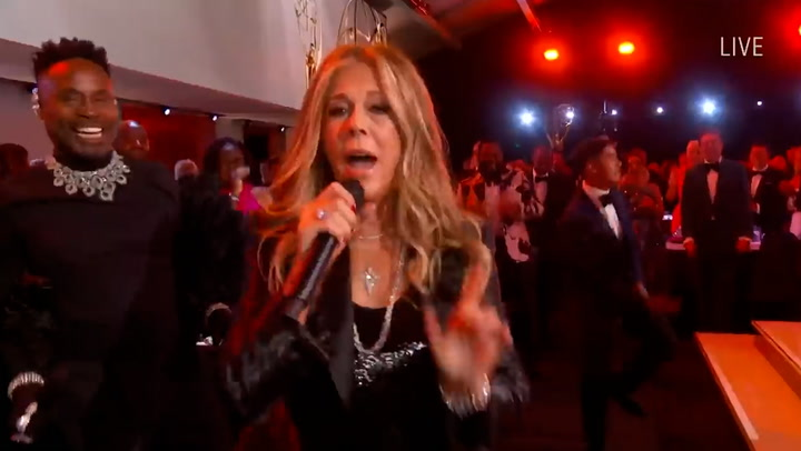 Emmys 2021: Rita Wilson pays tribute to Biz Markie by rapping