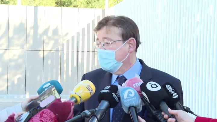 Ximo Puig avisó a los alcaldes que se vacunaron contra la covid-19