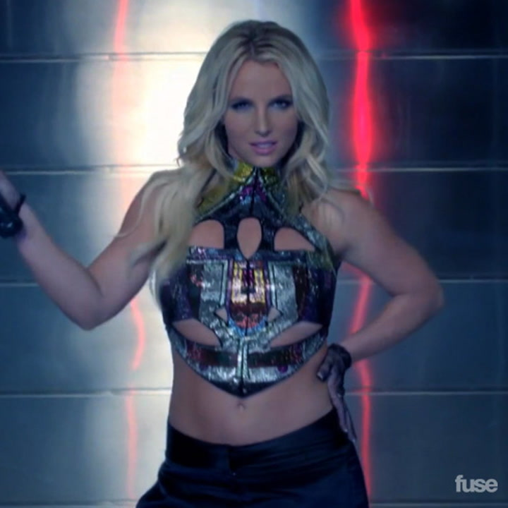 """Britney Spears """"Work Bitch"""" Music Video - 5 Most Memorable Moments"""