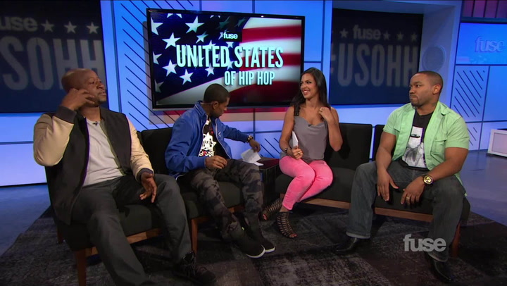 Shows: United States of Hip Hop: Web Extra: Clinton Lowe Fan of Hip-Hop