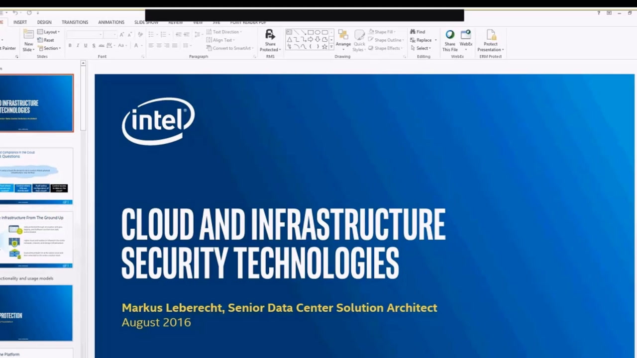 Chapter 1: Cloud Security Technologies