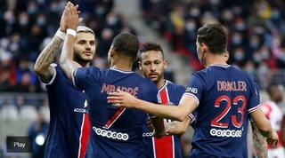 PSG logra su tercera victoria en la League 1 gracias a un doblete de Mauro Icardi en su gran noche