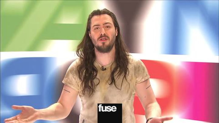 Shows: Party Playlist: Andrew W.K. Wants You To Watch  Top 100 Party Playlist! 10/22/12
