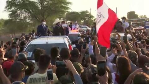 Presidente peruano visita zona de sismo y juramenta ministro de Finanzas