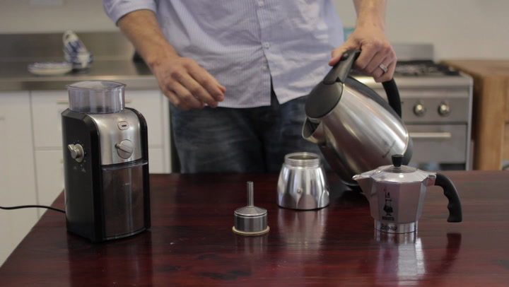 Preview image of Bialetti Brikka Espresso Maker video