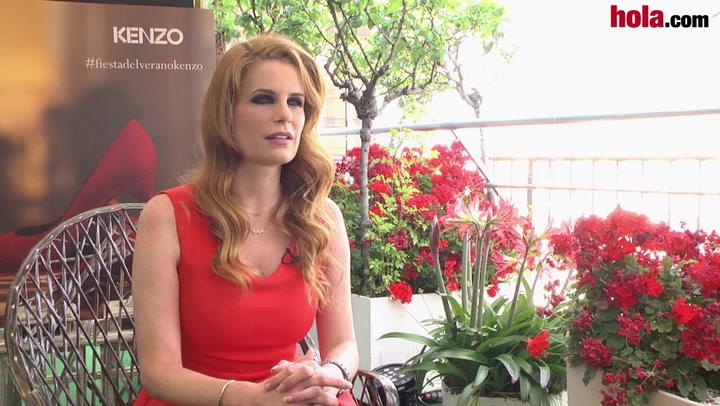 Olivia de Borbón: 'Todavía no tengo el vestido de novia pero será de un diseñador español'