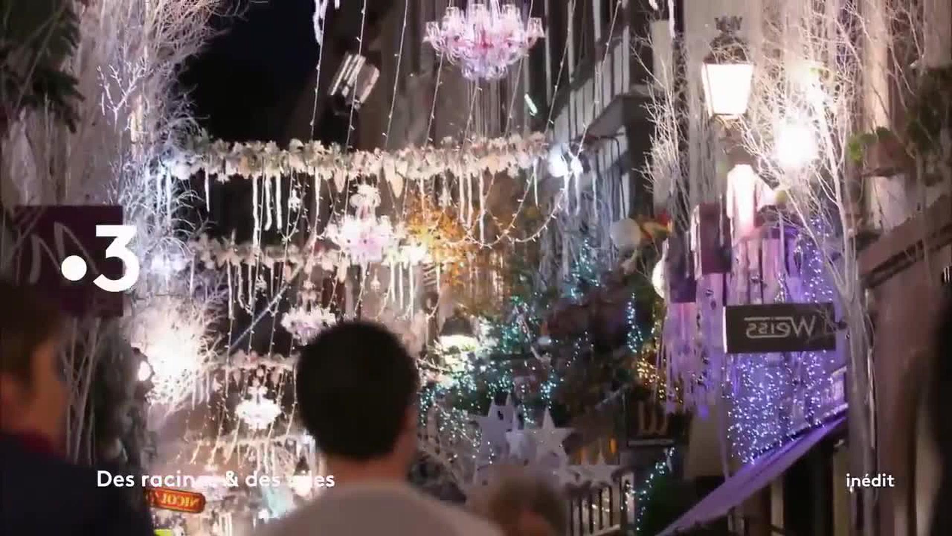 Des racines et des ailes : Passion patrimoine : Un hiver en Alsace