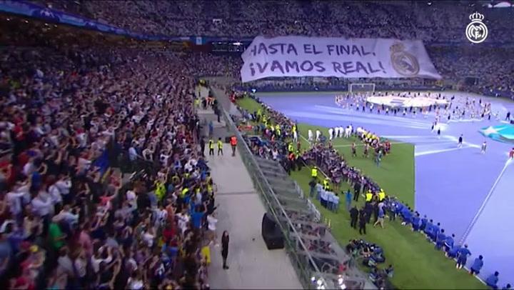 El Real Madrid regresa al Giuseppe Meazza, estadio de la Undécima
