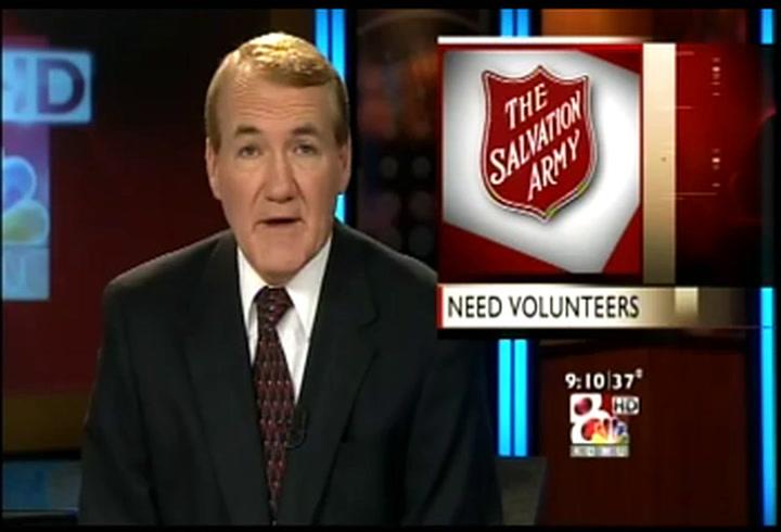 Fulton Seeks Salvation Army Volunteers