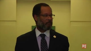 Nevada Attorney General Aaron Ford speaks on systemic racism – Video
