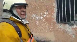 Ardua labor por parte del cuerpo de Bomberos para controlar incendio
