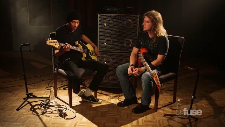 Megadeth's David Ellefson and King's X's Dug Pinnick Part 2