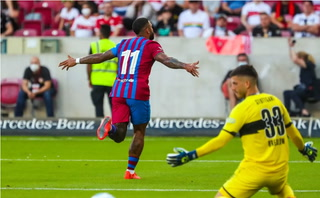 Barcelona 3-0 Stuttgart (Amistoso internacional)