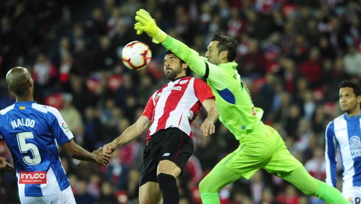 69ee4f232478a Raúl García llega a tiempo de nivelar el primer gol de Ferreyra