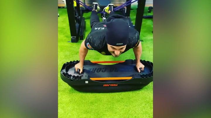 ¡Irreconocible! David Bustamante pierde 20 kilos en tres meses