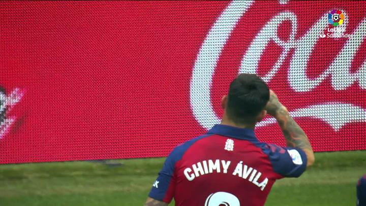 Así fue la genial racha de Chimy Ávila antes de su lesión