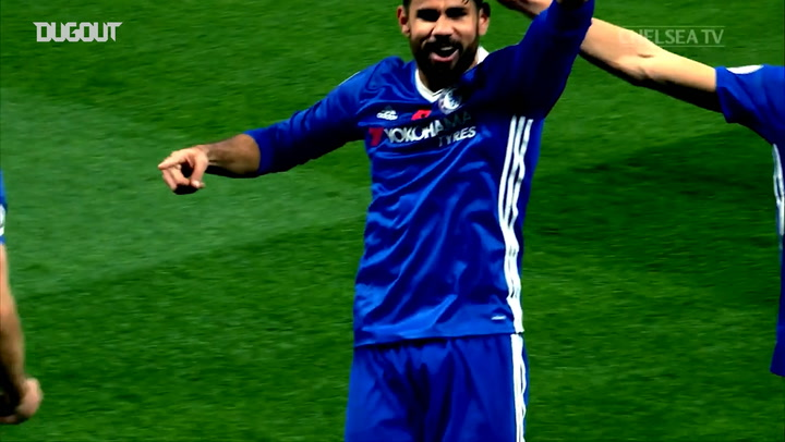 Diego Costa: Chelsea's lethal forward man