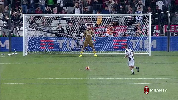 Donnarumma's Most Memorable Saves
