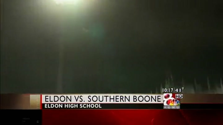 Southern Boone at Eldon FNF Week Eight