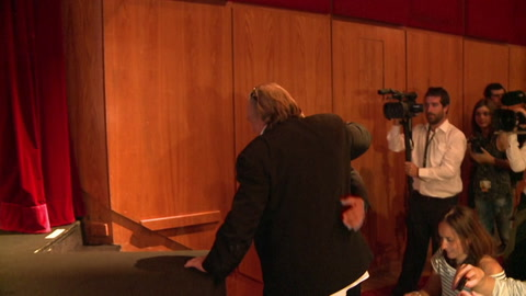 El actor francés Gérard Depardieu imputado por