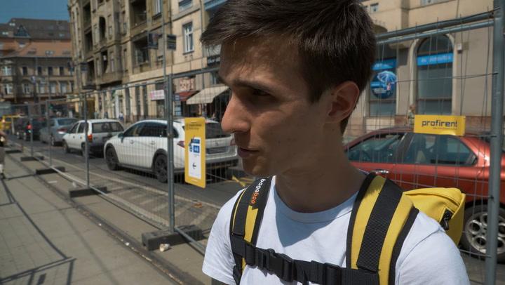 Magyar siker: 40 fokot tudtunk mérni a villamospótlón!