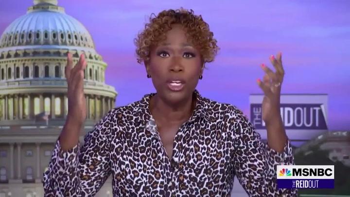 MSNBC host Joy Reid calls GOP 'Covid-loving death cult'