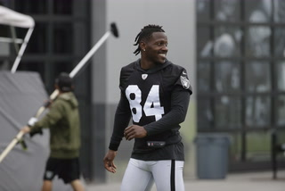 Antonio Brown expected to play in Raiders Season Opener – VIDEO