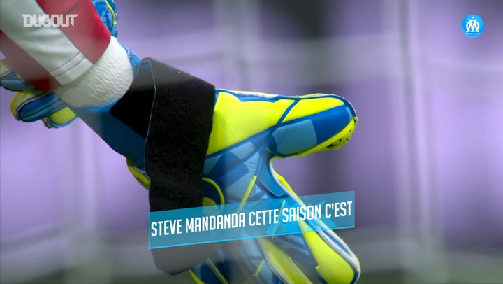 Steve Mandanda's best moments of the 2019-20 season