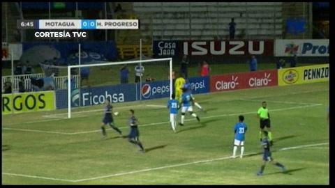Motagua 2 - 0 Honduras Progreso (Jornada 10 Liga Nacional)