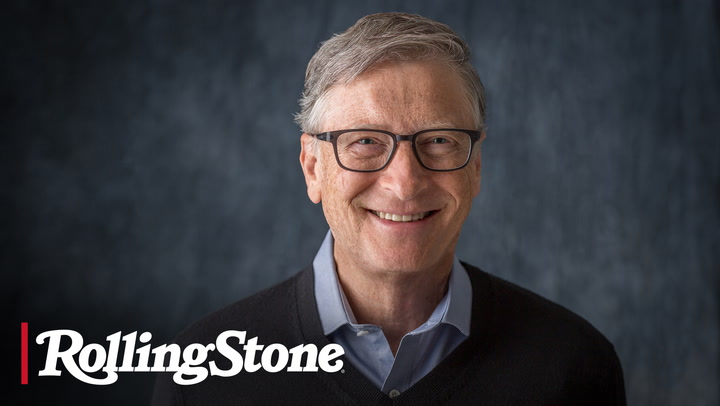 Bill Gates Talks Climate Change and Covid Conspiracy Theories with Jeff Goodell   The RS Interview