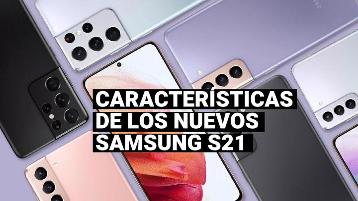 Samsung presentó el Galaxy S21: ¿cuáles son sus principales características?