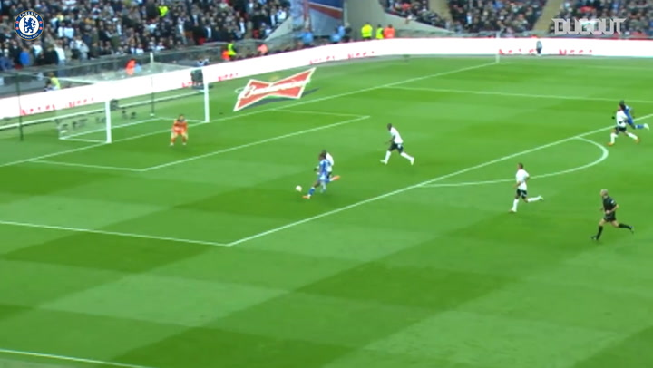 Incredible Goals: Didier Drogba Vs Spurs