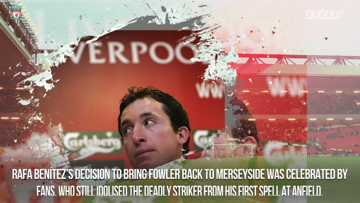 Dream Transfers: Robbie Fowler