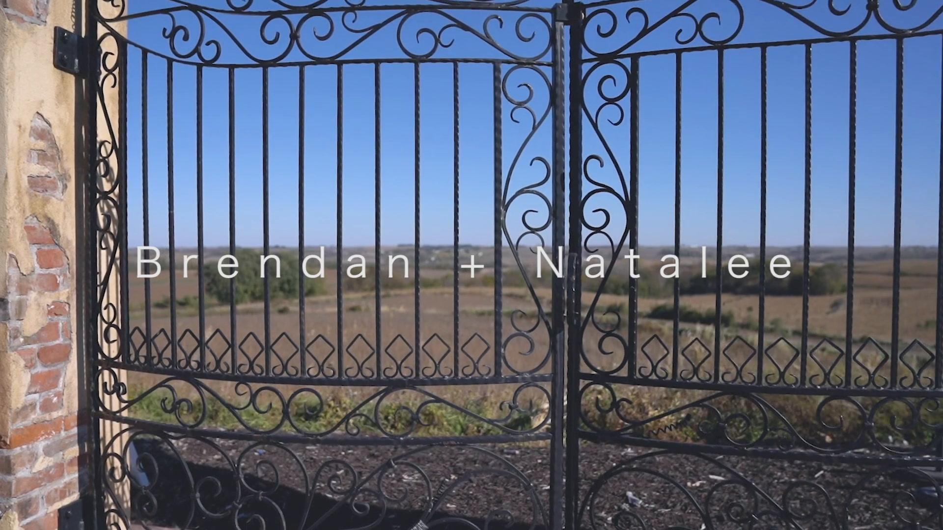 Natalee + Brendan | Glenwood, Iowa | Bella Terre