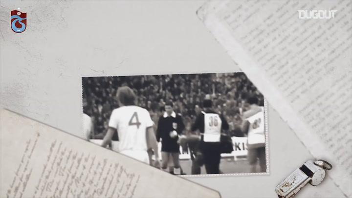 Trabzonspor, Cemil Usta'yı Andı