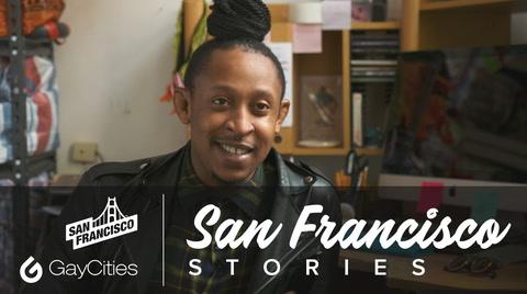 SAN FRANCISCO STORIES: Jocquese Whitfield