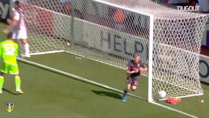 Ezgjan Alioski's best Leeds moments