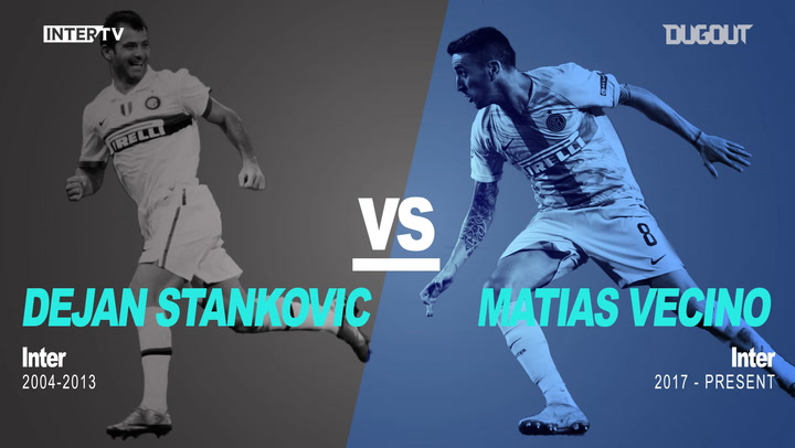 Past Vs Present: Stankovic Vs Vecino