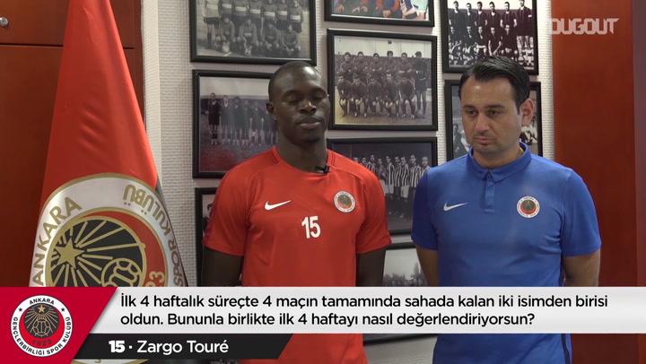 Zargo Toure Özel Röportajı