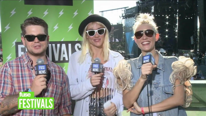 Nervo On Writing and Recording Their Debut Album (Voodoo 2012)