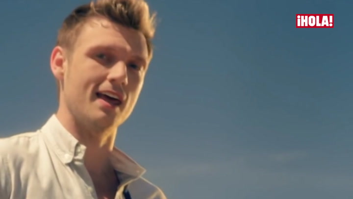 Nick Carter, integrante de los Backstreet Boys, detenido en Florida