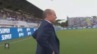 Juventus suma sus primeros tres puntos con victoria sufrida ante Spezia