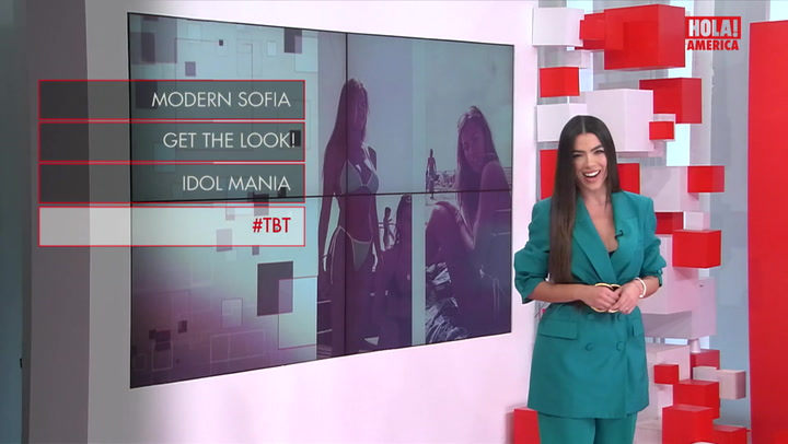 Sofia Vergara wraps up Modern Family and delights us with the best #TBT
