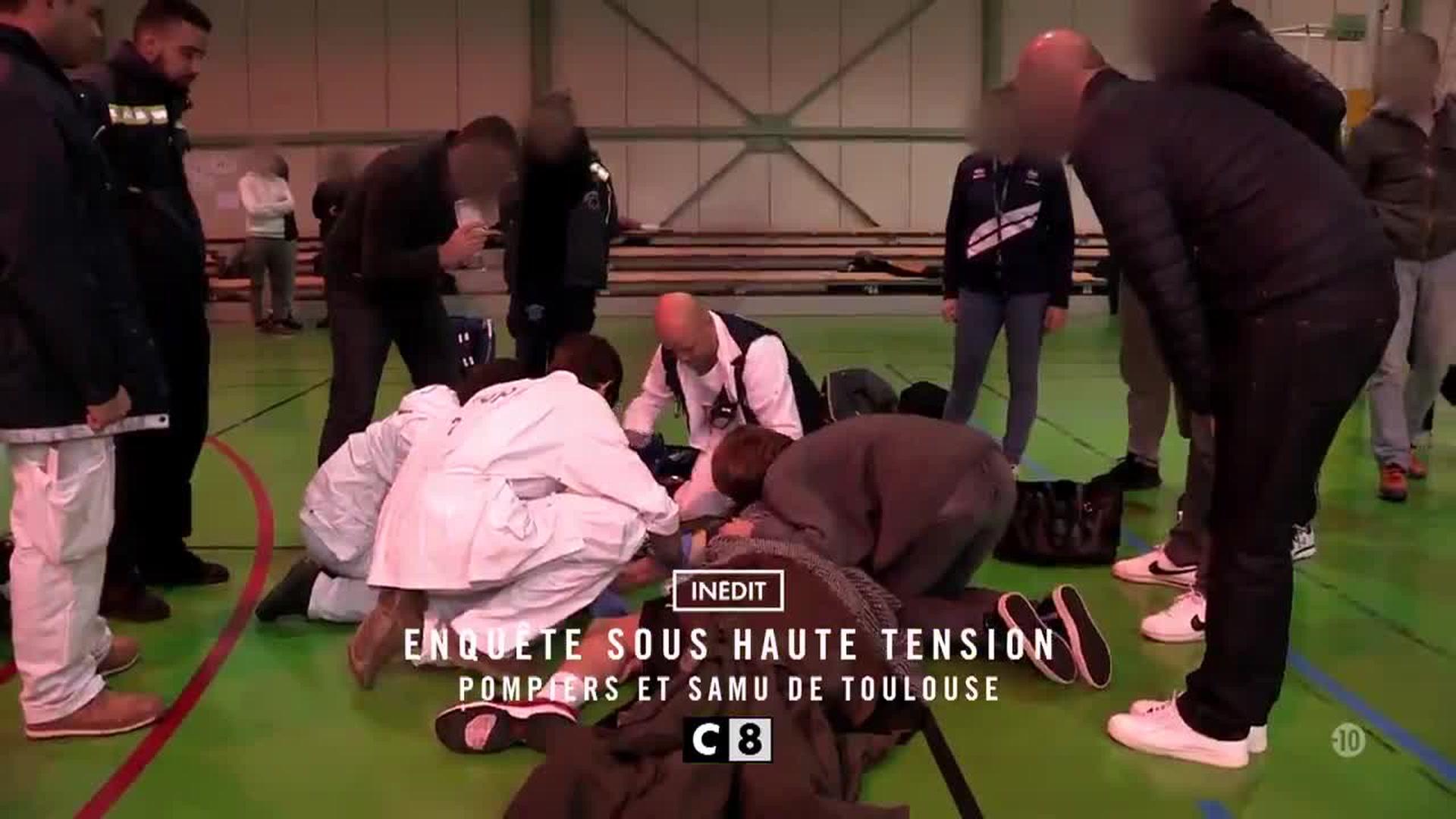 Enquête sous haute tension : Pompiers et Samu de Toulouse : course contre la montre pour sauver des vies (n°1)