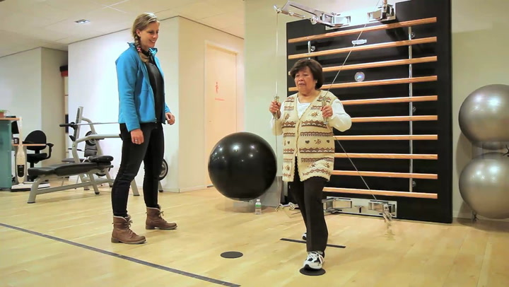 Fysiotherapie Fysiotherapeutisch Instituut - Bedrijfsvideo
