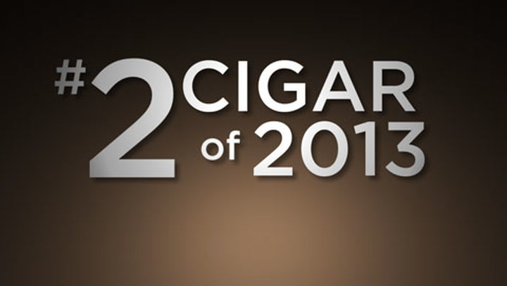 No. 2 Cigar of 2013