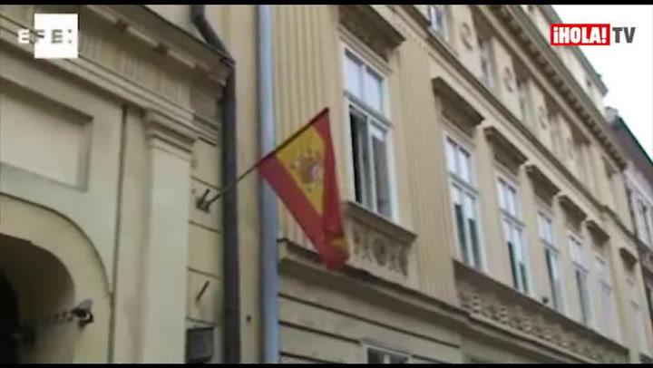 Los Príncipes de Asturias inauguran el Instituto Cervantes de Cracovia