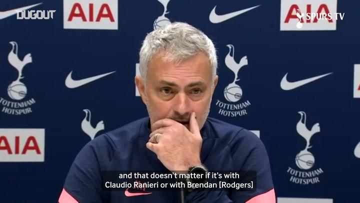 Mourinho outlines Vardy threat